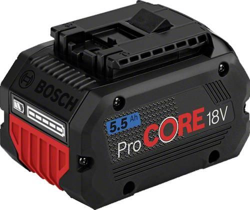 Bosch Professional 1600A02149 1600A02149 Werkzeug-Akku 18V 5.5Ah