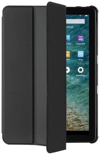 Hama Fold BookCase Amazon Fire HD 10, Amazon Fire HD 10 Plus Schwarz Tablet Tasche, modellspezifisch