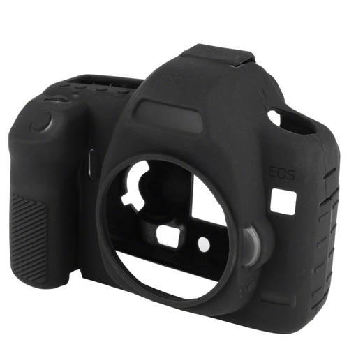 Walimex Pro easyCover für Canon 5D Mark II Kamera Silikon-Schutzhülle Passend für Marke (Kamera)=