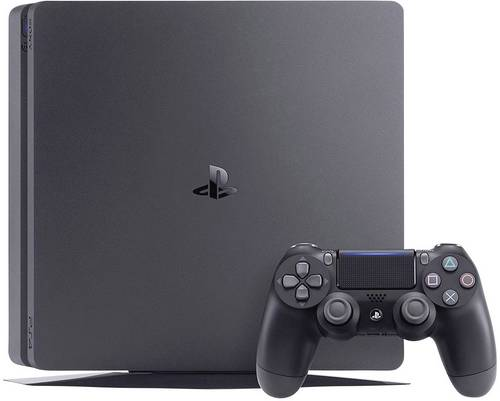Sony Computer Entertainment Playstation® 4 Konsole Slim 1TB Schwarz