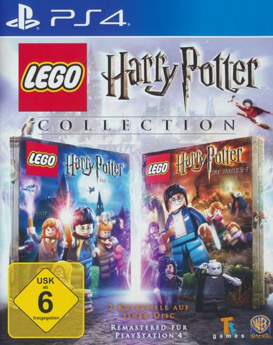 LEGO Harry Potter Collection PS4 USK: 6