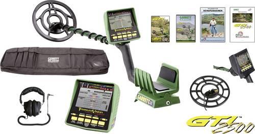 Garrett GTI 2500 Pro Metalldetektor Suchtiefe (max.) 220cm digital (LCD), akustisch 98949