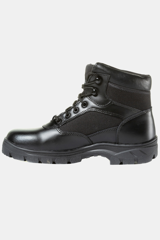 Grosse Grössen Herren-Boot, Herren, schwarz, Größe: 46, Sonstige, JP1880