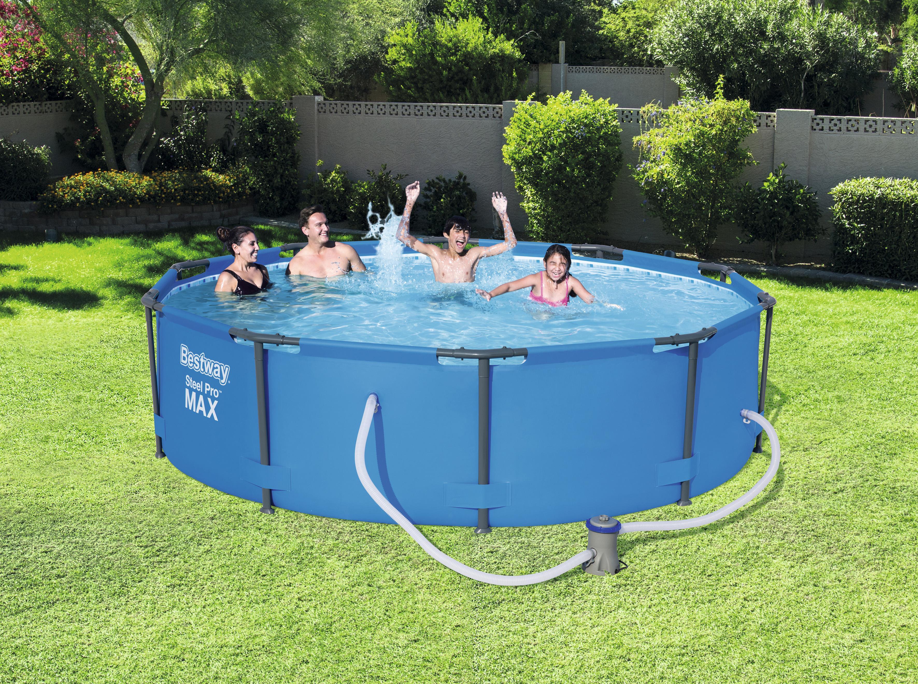 Bestway Pool Steel Pro MAX Frame Pool