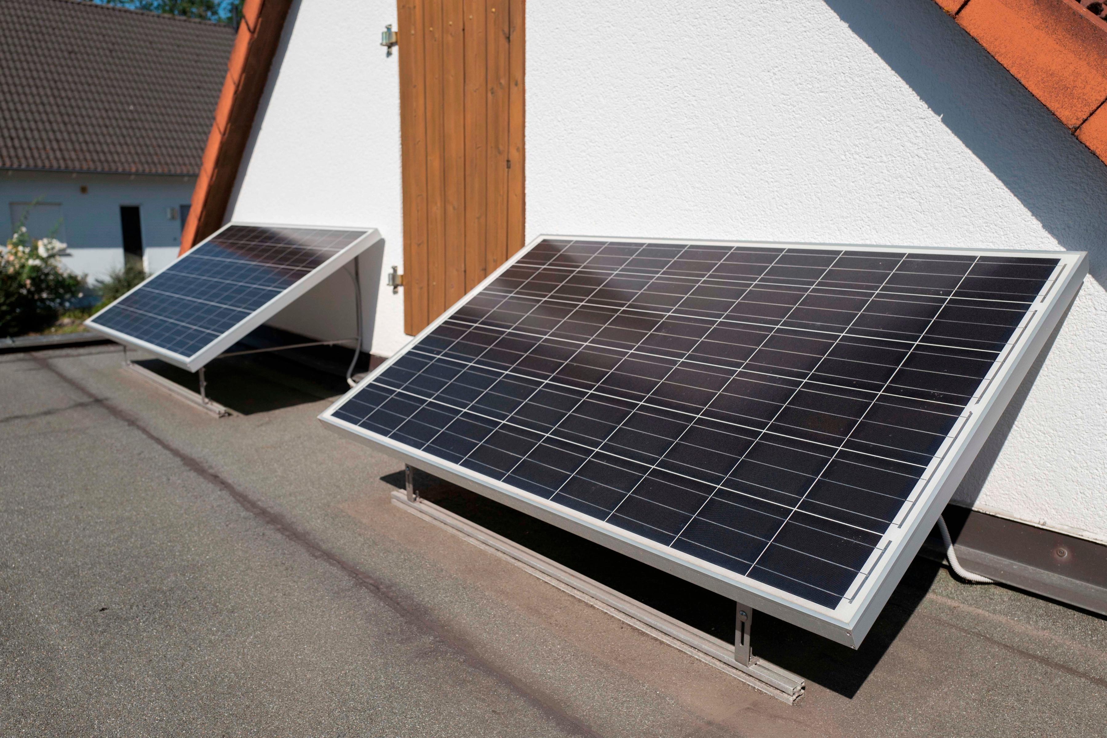 Sunset Solarmodul SUNpay300, Mini-PV-Solaranlage