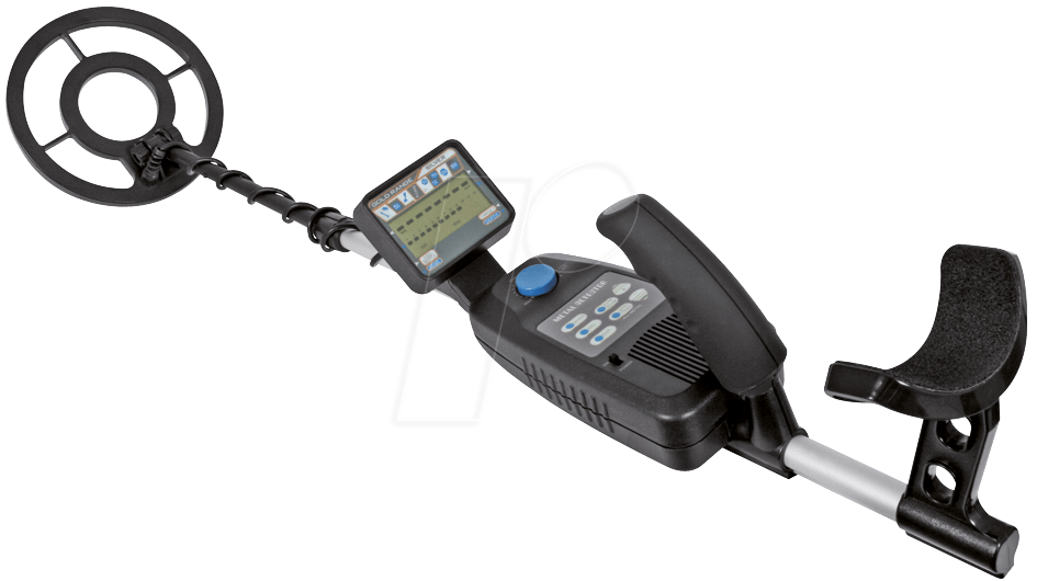 MD CS300 - Metalldetektor CS300, digital, mit LCD