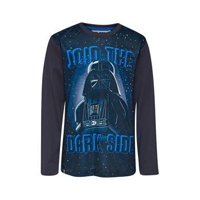LEGO wear Langarmshirt LEGO Star Wars Darth Vader Dark Grey