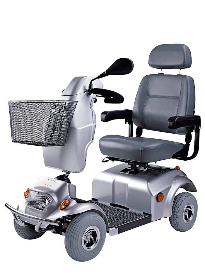 Elektro-Scooter 6 km/h (Reichweite ca. 35km) Dietz silber