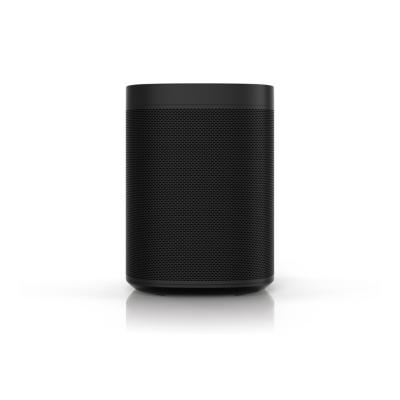 Sonos ONE SL schwarz kompakter Smart Speaker mit WLAN und AirPlay 2