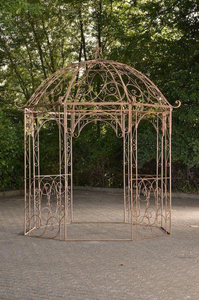 Pavillon Leila, antik braun
