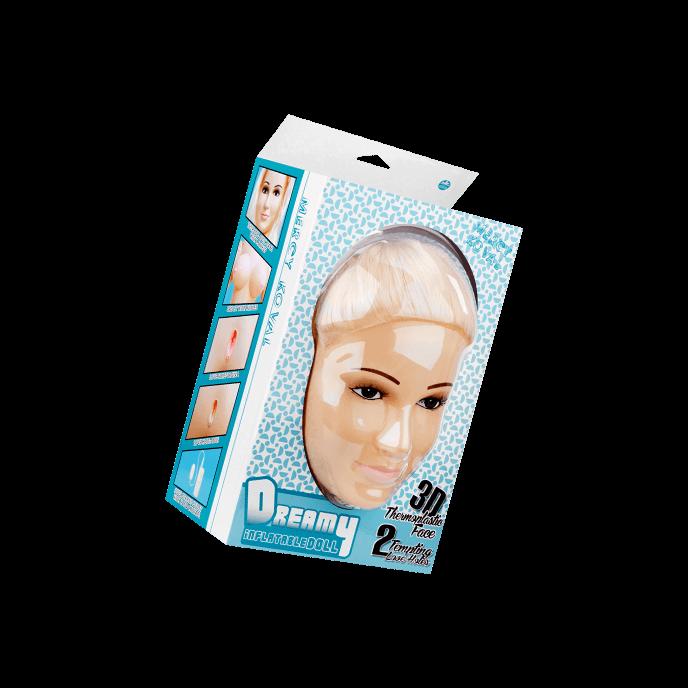NMC 'Dreamy Doll Mercy Koval', 124 cm
