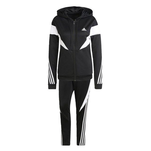 adidas Performance Trainingsanzug »adidas Sportswear Colorblock Trainingsanzug«