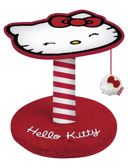 Kratzbaum »Hello Kitty«, rot