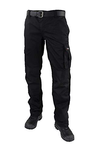 KRB Workwear Arbeitshosen mit Kniepolstertaschen Jens Arbeitshose mit Kniepolstertaschen