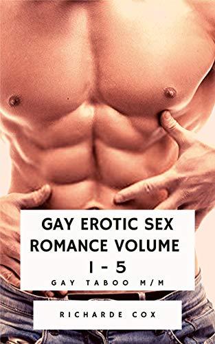 Gay Erotic Sex Romance Volume 1 - 5: Gay Taboo M/M (English Edition)