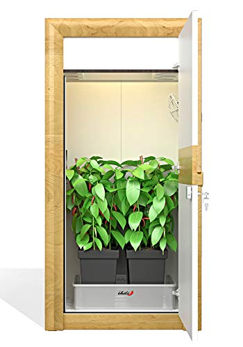 urban Chili Growschrank - Growbox 1.2 - led Grow Cabinet