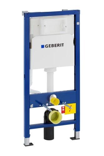 Geberit 458103001 Montage-Element Duofix Basic für Wand-WC, mit Spülkasten UP100 112 cm