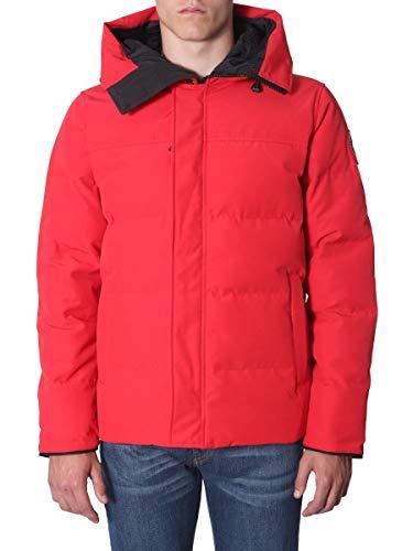 Canada Goose Luxury Fashion Herren 3804M11 Rot Jacke | Jahreszeit Permanent