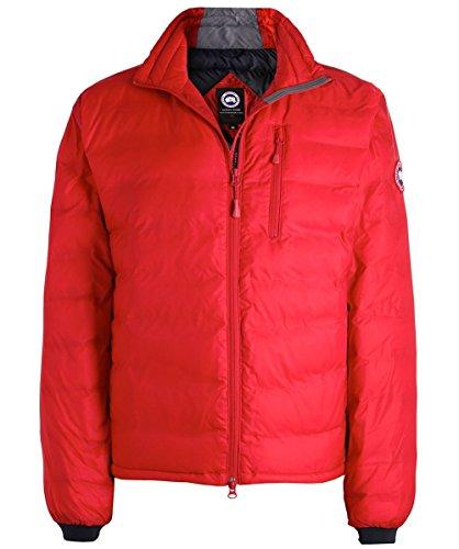 Canada Goose Herren Lodge Jacket Jacke rot gr. S Small