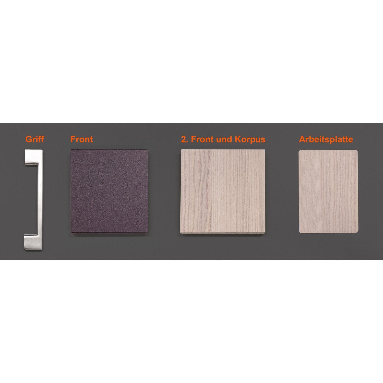 Musterpaket Küchenzeile/Küchenblock Focus