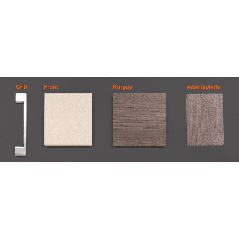 Musterpaket Küchenzeile/Küchenblock Eico