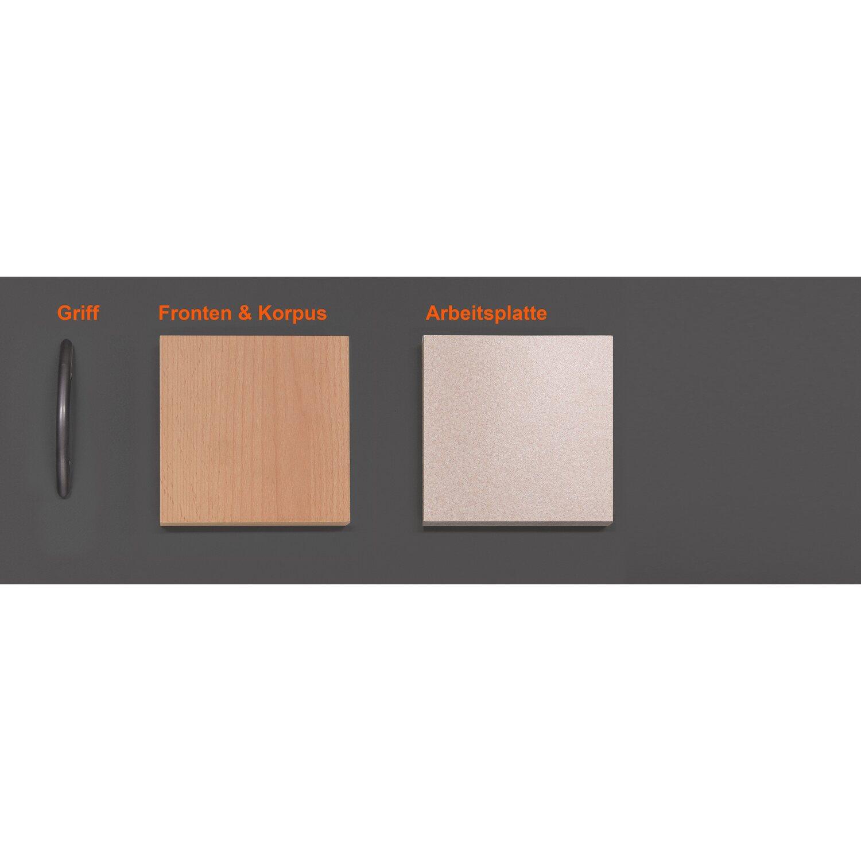 Musterpaket Küchenzeile/Küchenblock Nano