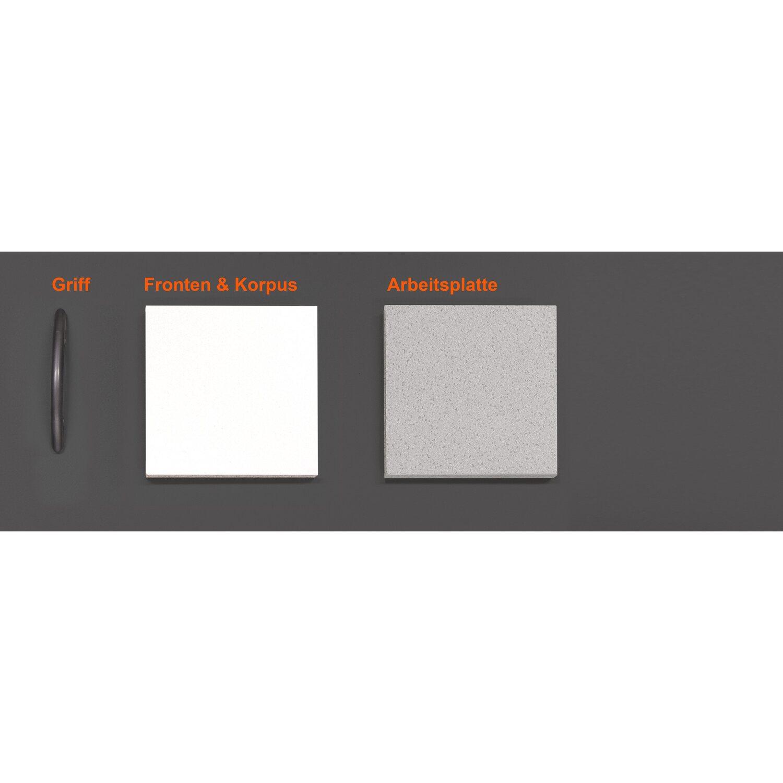 Musterpaket Küchenzeile/Küchenblock Wito
