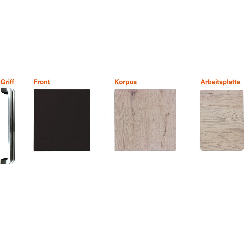 Musterpaket Küchenzeile/Küchenblock Lara