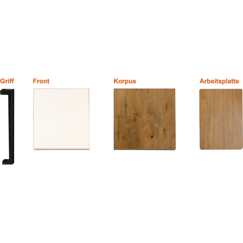 Musterpaket Küchenzeile/Küchenblock Vintea