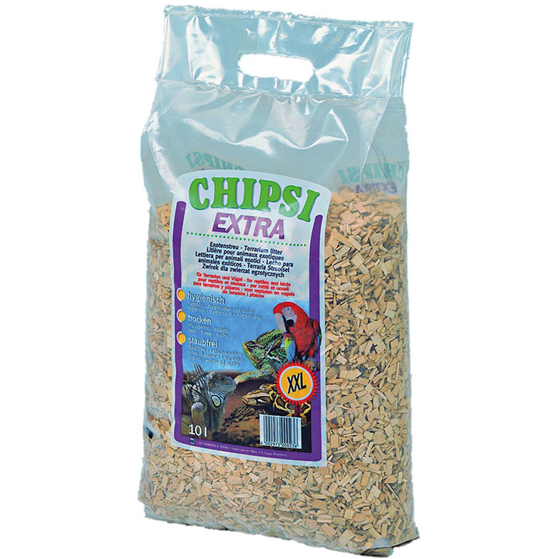 Chipsi Extra XXL Exotenstreu 10 l