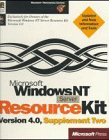 Microsoft Windows NT Server Resource Kit, Version 4.0, Supplement 2, 2 CD-ROMsExclusivly for Owners of the Microsoft Windows NT Server Resource Kit Version 4.0. Updated and New Information and Tools