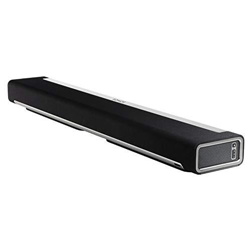 Sonos Playbar WLAN Soundbar, schwarz – TV Soundbar mit kraftvollem Sound für Heimkino & Musikstreaming – TV Lautsprecher mit optischem Audio Anschluss