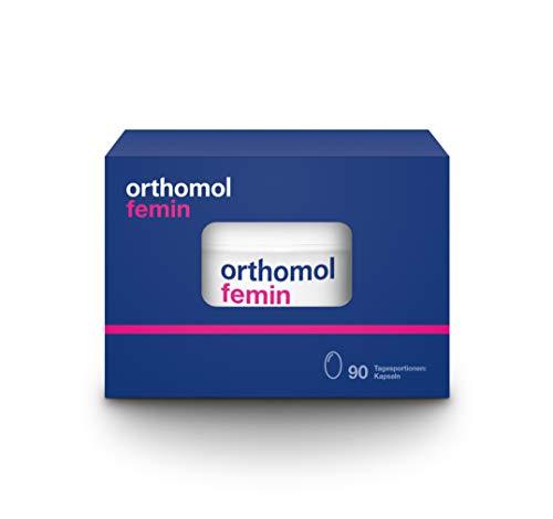 Orthomol femin Kapseln, 180 St.
