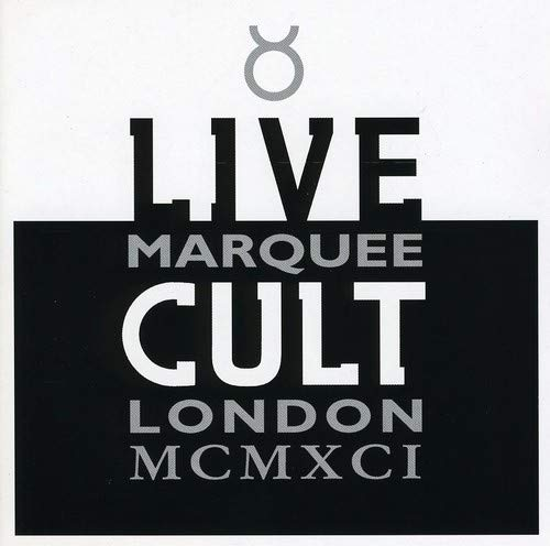Live Cult - Marquee London Mcm