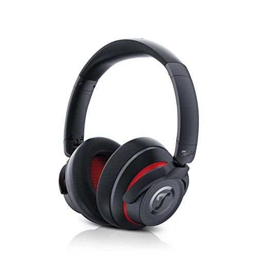Teufel REAL Pure Schwarz Kopfhörer Musik Stereo Headphones Sound Klinke Earphones