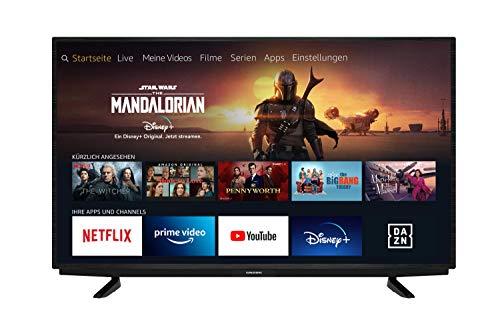 Grundig Vision 7 - Fire TV Edition (55 VAE 70) 139 cm (55 Zoll) Fernseher (Ultra HD, Alexa-Sprachsteuerung, HDR) [Modelljahr 2020]