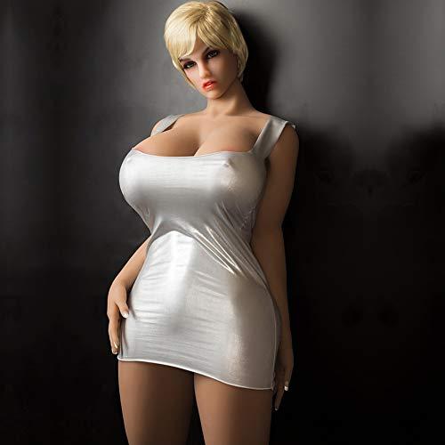 RNGUP Neue Aufblasbare Sex Puppe Hohe Simulation Liebespuppe Silikon Sex Puppe alle Posen Junge Frau Mädchen und 3D Gesicht Augen Muschi Masturbator Private Lieferung