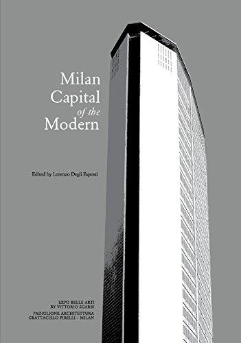 MCM – Milan, Capital of the Modern (English Edition)