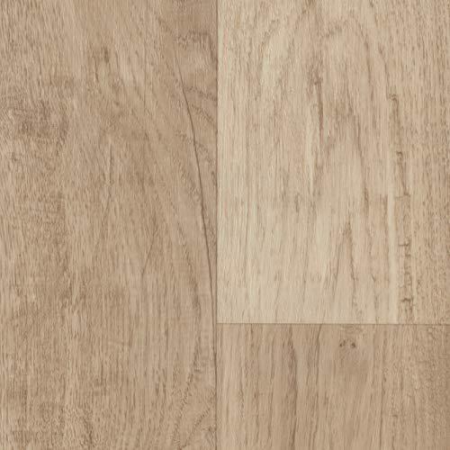 TAPETENSPEZI PVC Bodenbelag Landhausdiele Eiche Vinyl Planken strapazierf/ähig /& pflegeleicht Vinylboden in 2m Breite /& 1m L/änge Fu/ßbodenheizung geeignet Fu/ßbodenbelag f/ür Gewerbe//Wohnbereich
