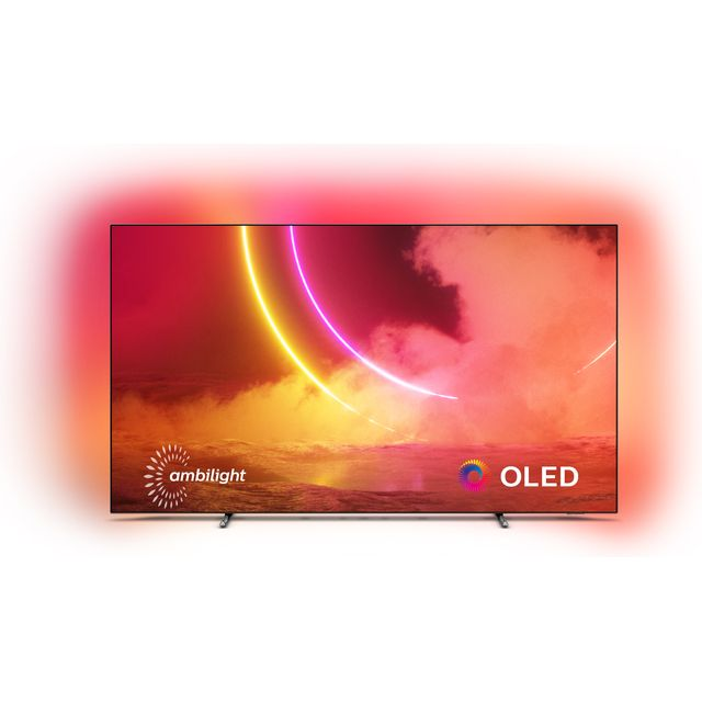 Philips 55OLED805/12 Fernseher - Grau