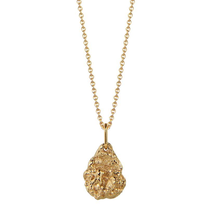 Jeberg Halskette - I am Gold - 40750-Gold 925 Silber vergoldet gold