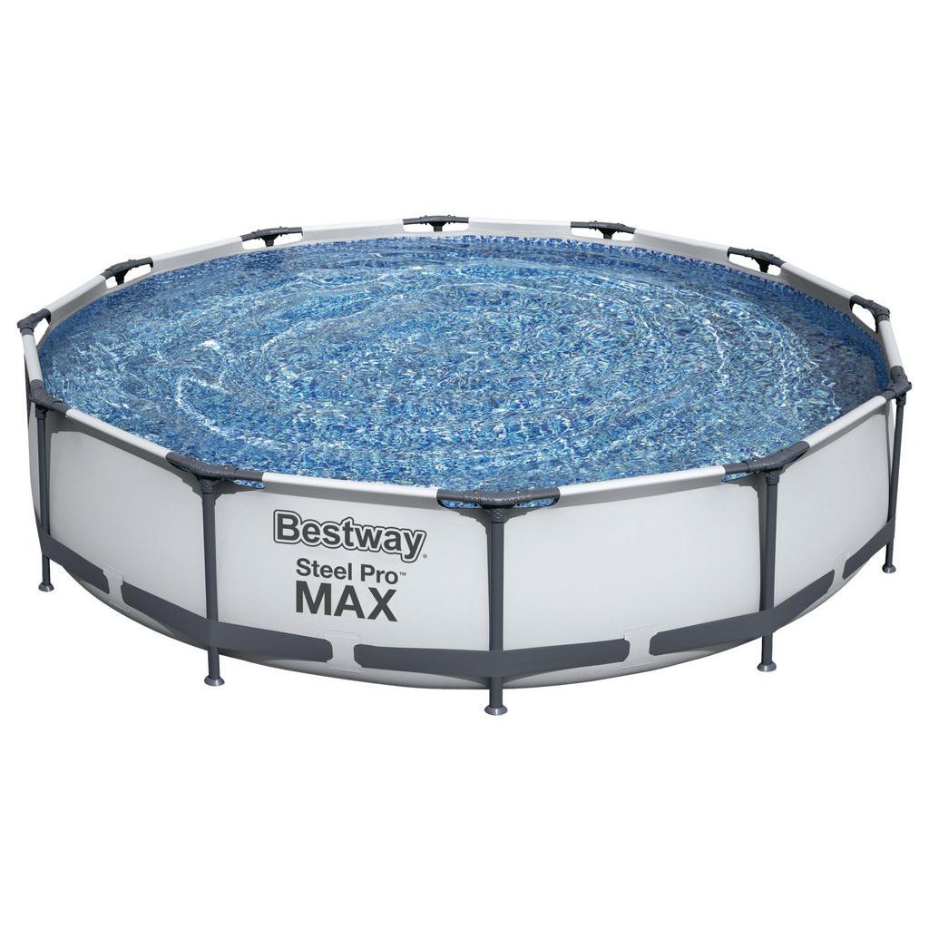 Bestway Pool Steel Pro Max Frame Pool-set