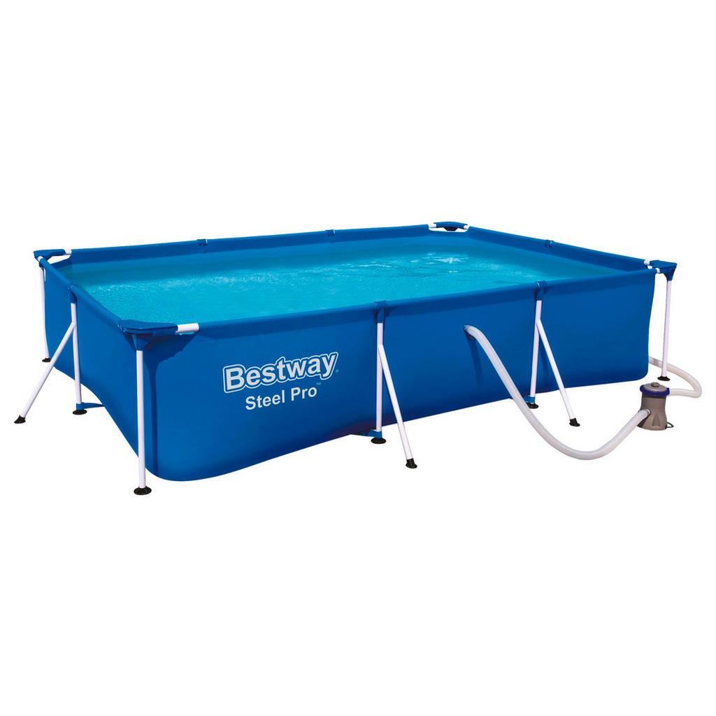 Bestway Pool Steel Pro Frame Pool-set