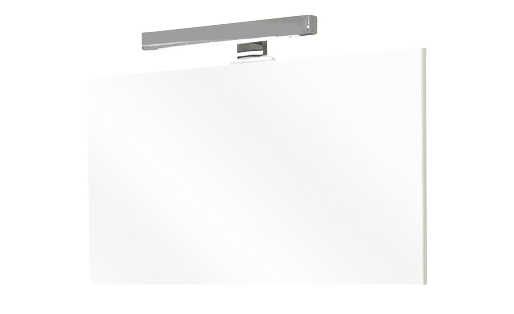 uno LED-Beleuchtung - silber - Sconto