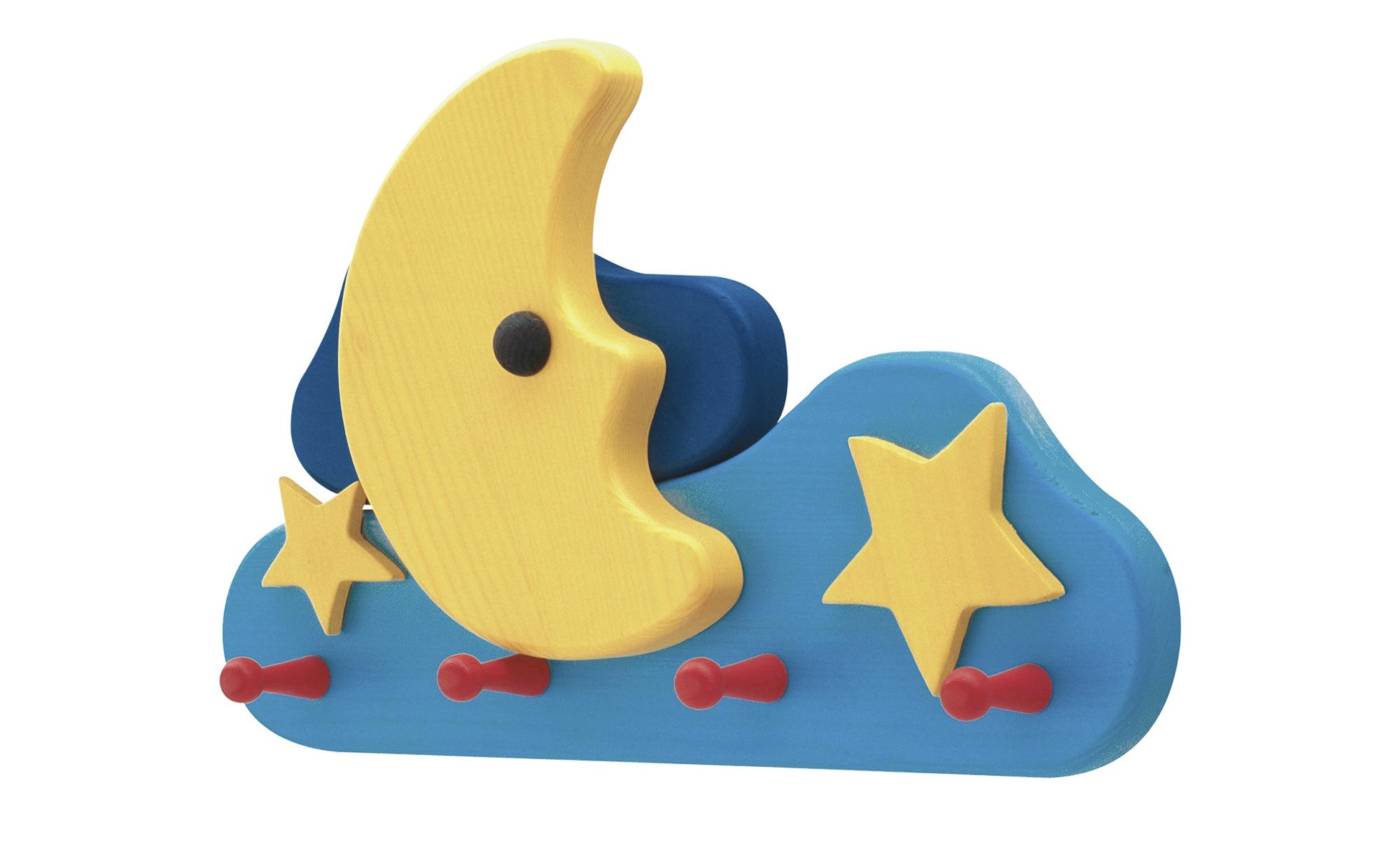 Kindergarderobe - mehrfarbig - 35 cm - 22 cm - 7 cm - Sconto