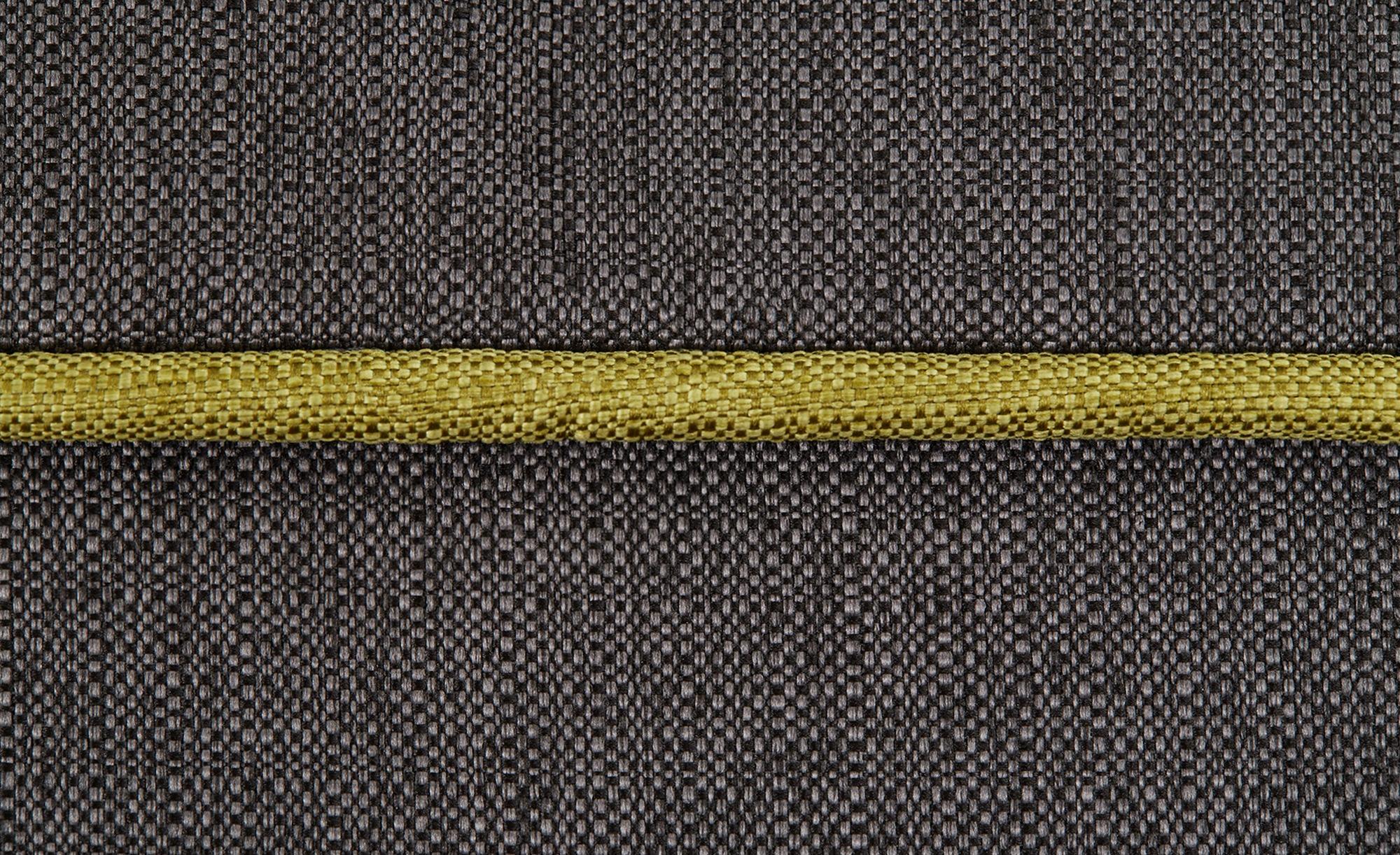 Ecksofa - grau - 232 cm - 87 cm - 158 cm - Sconto