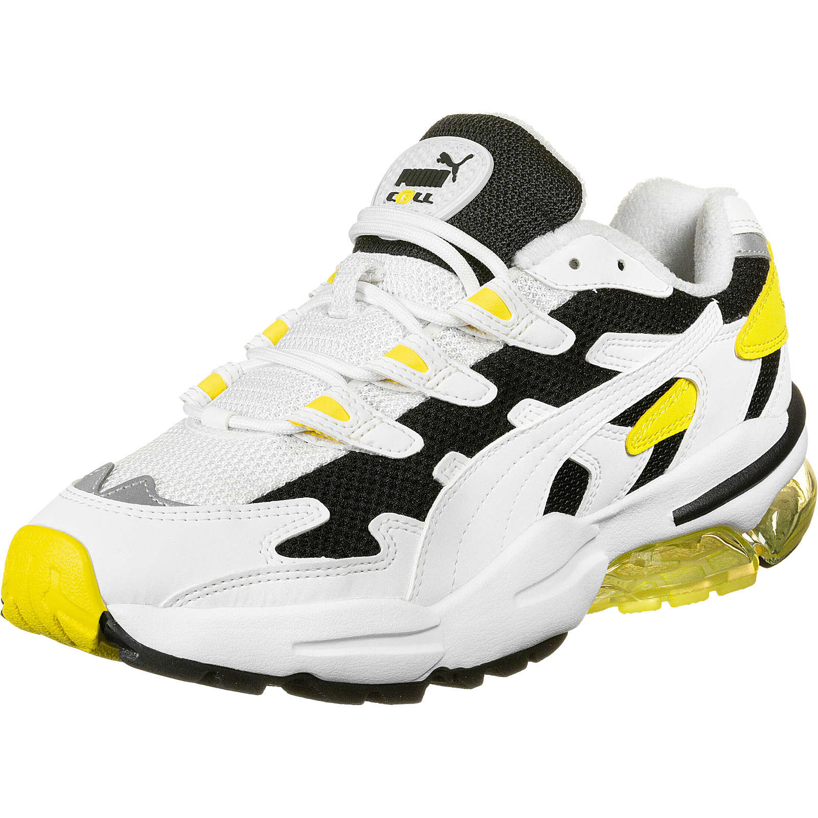 Puma Schuhe Cell Alien OG Sneakers Low schwarz/weiß Herren Gr. 43