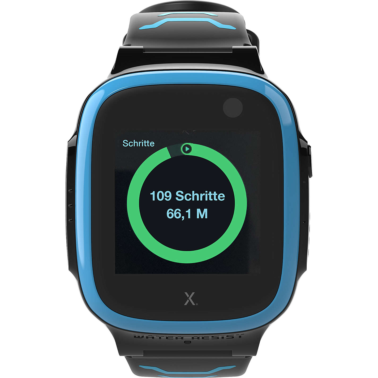 Smartwatch XPLORA 5 Play, Nano SIM, 2 MP Kamera, blau blau