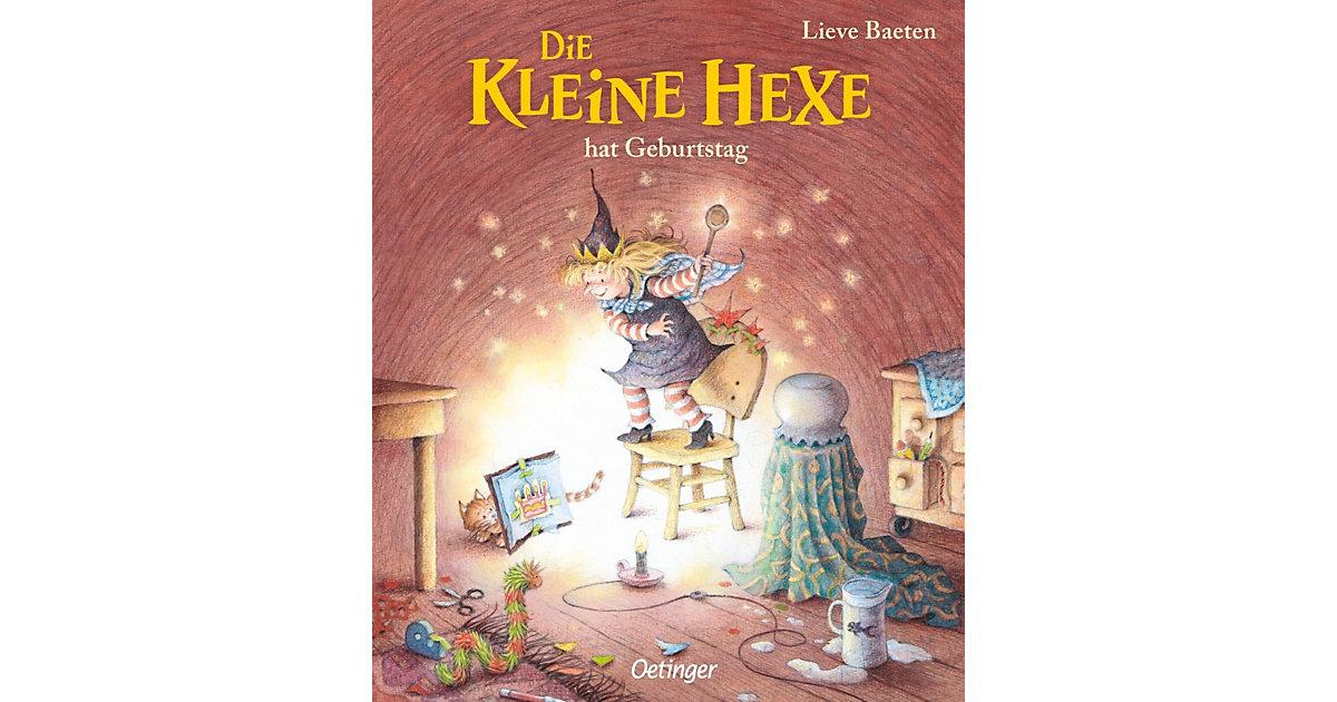 Buch - Die kleine Hexe hat Geburtstag