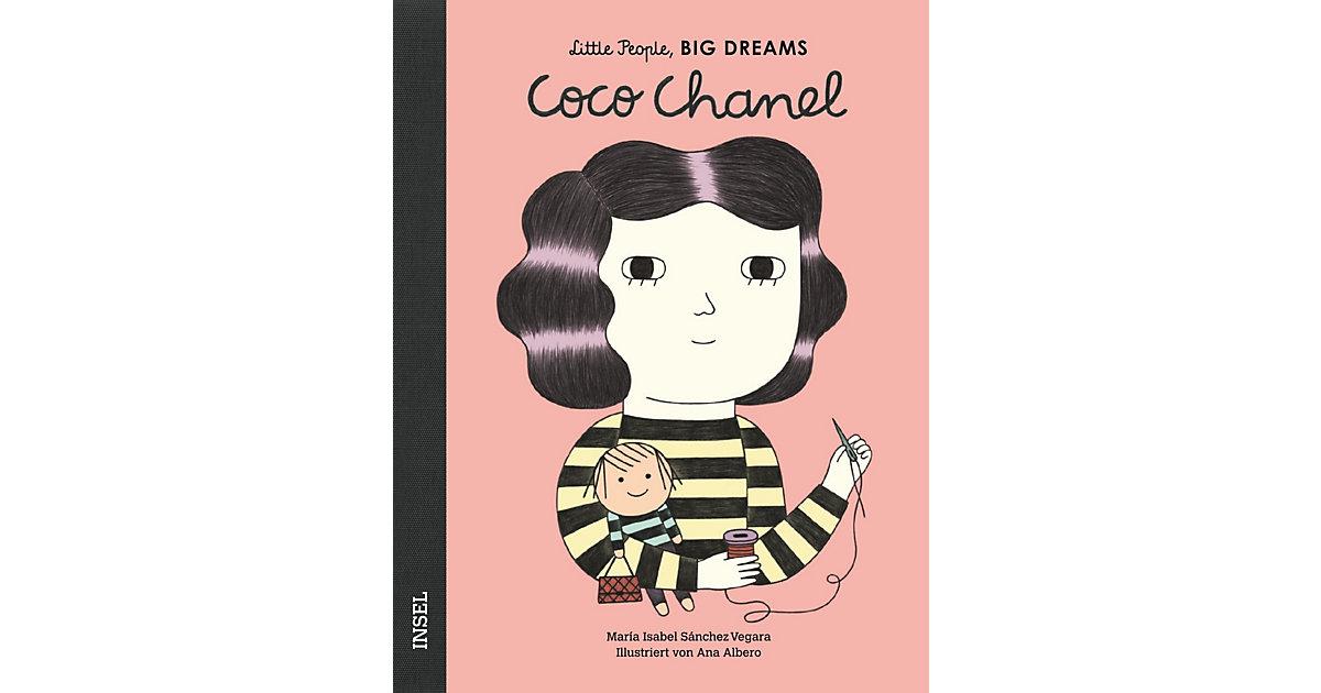 Buch - Little People, Big Dreams: Coco Chanel